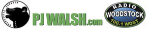 PJ Walsh Bearsville Theater Radio 100.1