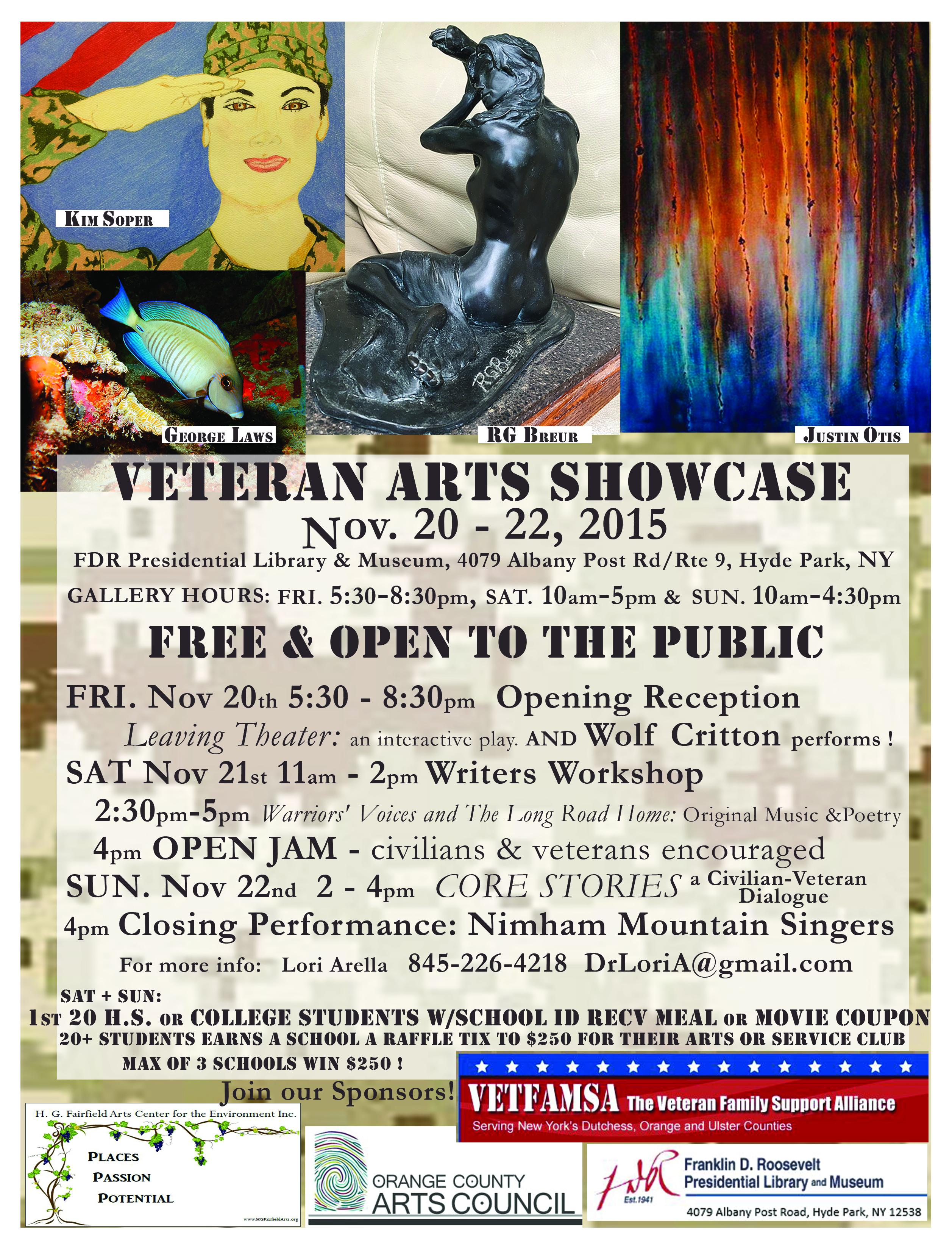 veteran arts shwcse 20-22 nov6 flyer draft4